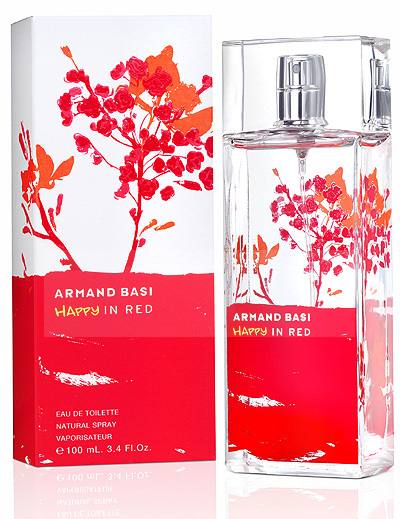 Armand Basi / Happy In Red edt 100 ml Tester